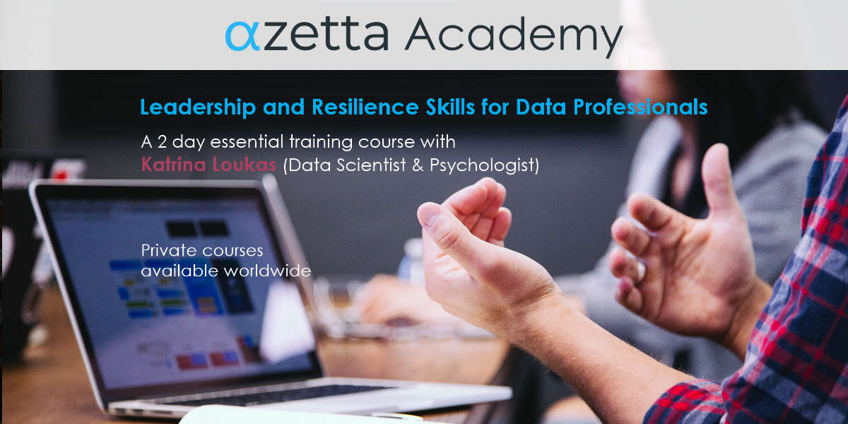 Leadership and Resilience Skills for Data Professionals